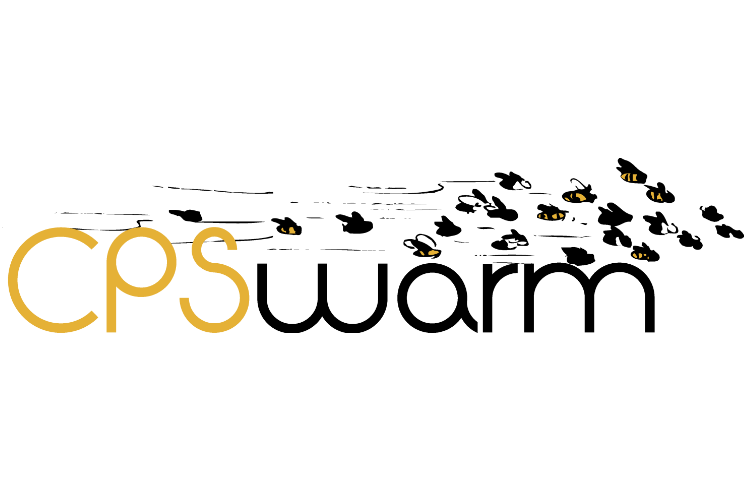CPSwarm project – Swarm of Drones